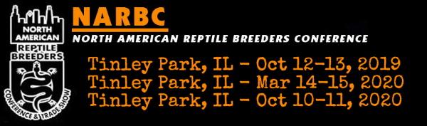 Tinley Park Reptile Show 2020.About Rufus Darden Reptiles